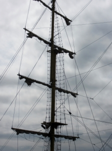Mast and Spars, Guayaquil