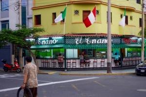 El Enano, Miraflores, Lima